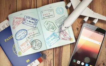 Αλλαγές και αυξήσεις για τη visa βραχείας διαμονής