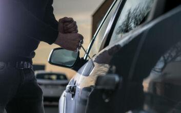 Συμμορία άνοιγε σταθμευμένα αυτοκίνητα στις Σέρρες - Είχαν διαρρήξει το υπηρεσιακό αυτοκίνητο βουλευτή