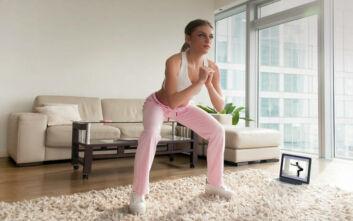 H άσκηση που πρέπει να κάνεις για τέλεια πόδια