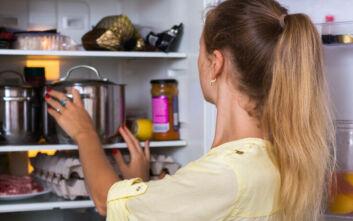 Ο σωστός χρόνος για να βάζουμε το φαγητό στο ψυγείο