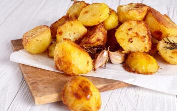 Το μυστικό του Γκόρντον Ράμσεϊ για τραγανές ψητές πατάτες