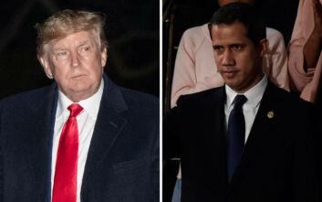 Τετ α τετ Γκουαϊδό - Τραμπ στον Λευκό Οίκο