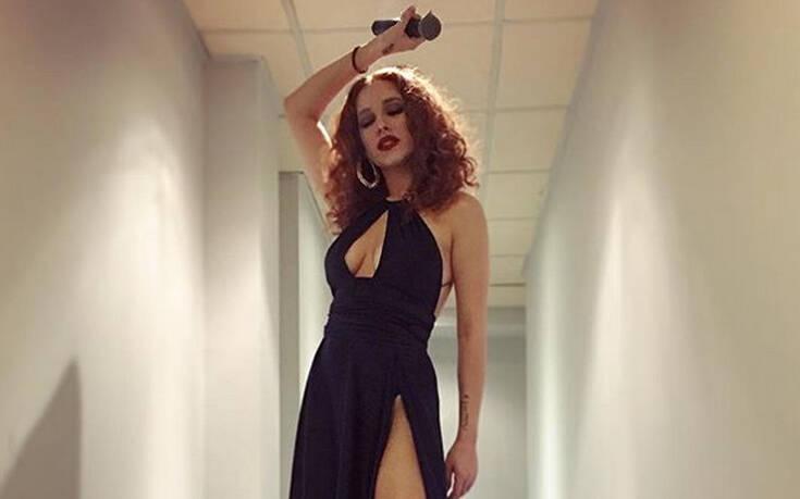 Η εκρηκτική τραγουδίστρια έρχεται για να ομορφύνει τα κυριακάτικα βράδια