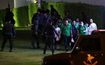 Κατάφερε να διαφύγει των ειδικών δυνάμεων τραυματίζοντας δύο ο μακελάρης της Ταϊλάνδης