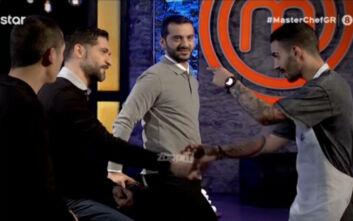 Masterchef 4: Το μάθημα που έδωσε ο Πάνος Ιωαννίδης στον παίκτη που του κούνησε το δάχτυλο