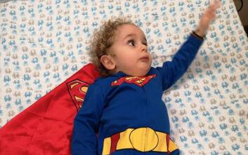 Ο Superman Παναγιώτης - Ραφαήλ βγήκε και πάλι νικητής και ετοιμάζεται για την επιστροφή