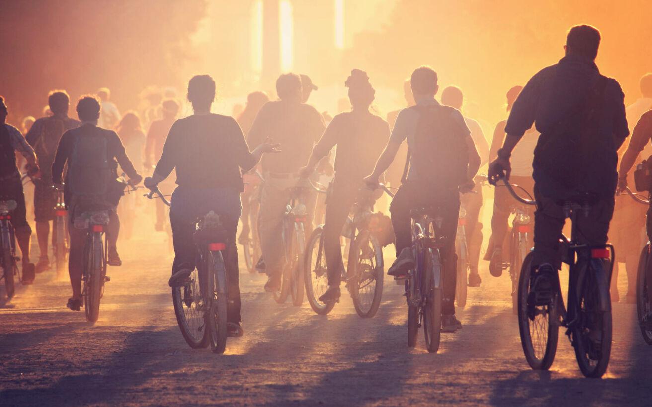 Η πόλη που δεν θέλει τους ποδηλάτες