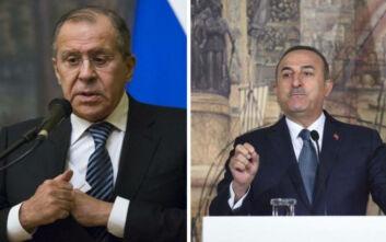 Την Κυριακή η συνάντηση Λαβρόφ - Τσαβούσογλου στο Μονάχο εν μέσω εντάσεων στη Συρία