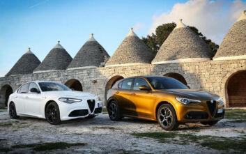 Οι ανανεωμένες Alfa Romeo Giulia και Stelvio ήρθαν στην Ελλάδα