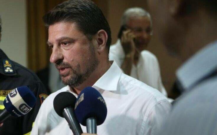 Κορονοϊός: Σύσκεψη στην Κοζάνη με τον υφυπουργό Προστασίας του Πολιτικής Προστασίας