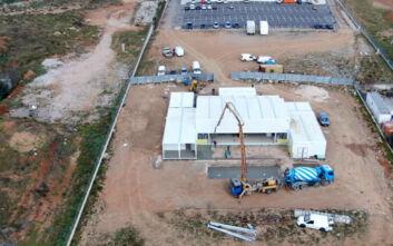 Το νέο σπίτι του Big Brother από ψηλά