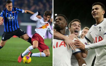 Champions League: Κυνηγάει το όνειρο η Αταλάντα με τη Βαλένθια – Η Λειψία απειλεί την Τότεναμ