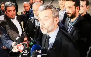 Ζέρβας: Δεν είμαστε σε καραντίνα, απολυμαίνονται χώροι του δημαρχείου