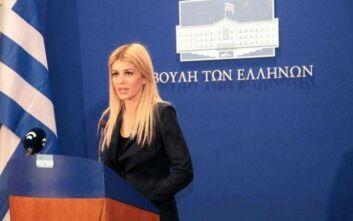 Έλενα Ράπτη: Οι Έλληνες για πρώτη φορά νοιώθουν πως ζουν σε χώρα που φυλάσσει τα σύνορά της