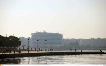 Αυτό είναι το ειδικό χωρικό σχέδιο του παραλιακού μετώπου Θεσσαλονίκης