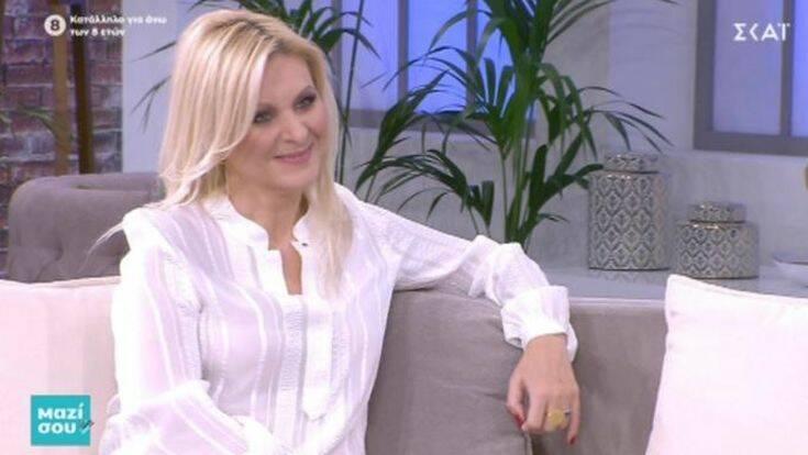 Η Κατερίνα Γκαγκάκη απαντά για τον πρώην σύντροφό της και την Όλγα Τρέμη