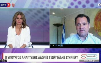 Γεωργιάδης: Η απαγόρευση απολύσεων ισχύει από χθες, ό,τι έγινε πριν έγινε