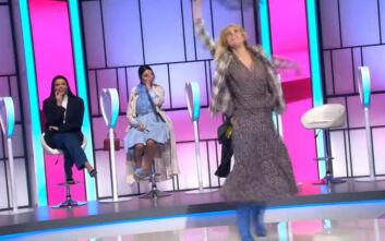 My Style Rocks 3: Ξέφρενοι πανηγυρισμοί από την Ευρυδίκη Παπαδοπούλου για το 5 του Λάκη Γαβαλά