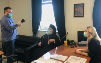Η Ιερά Μητρόπολη Ξάνθης δώρισε θερμική κάμερα στο νοσοκομείο της πόλης