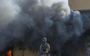 Μπαράζ επιθέσεων με ρουκέτες σε αμερικανική βάση στο Ιράκ - 33 εκτοξεύθηκαν σήμερα