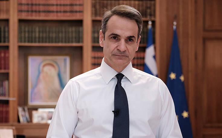 Απαγορεύτηκε η άσκοπη κυκλοφορία στην Ελλάδα – Το δραματικό μήνυμα του Κ. Μητσοτάκη