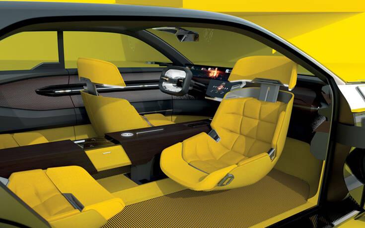 Αυτό είναι το νέο φουτουριστικό Renault Morphoz – Newsbeast