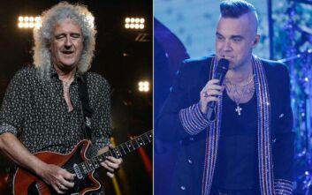 Ο Ρόμπι Γουίλιαμς απέρριψε την πρόταση να γίνει ο τραγουδιστής των Queen