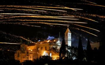 Κορονοϊός: Ακυρώνεται ο ρουκετοπόλεμος στη Χίο