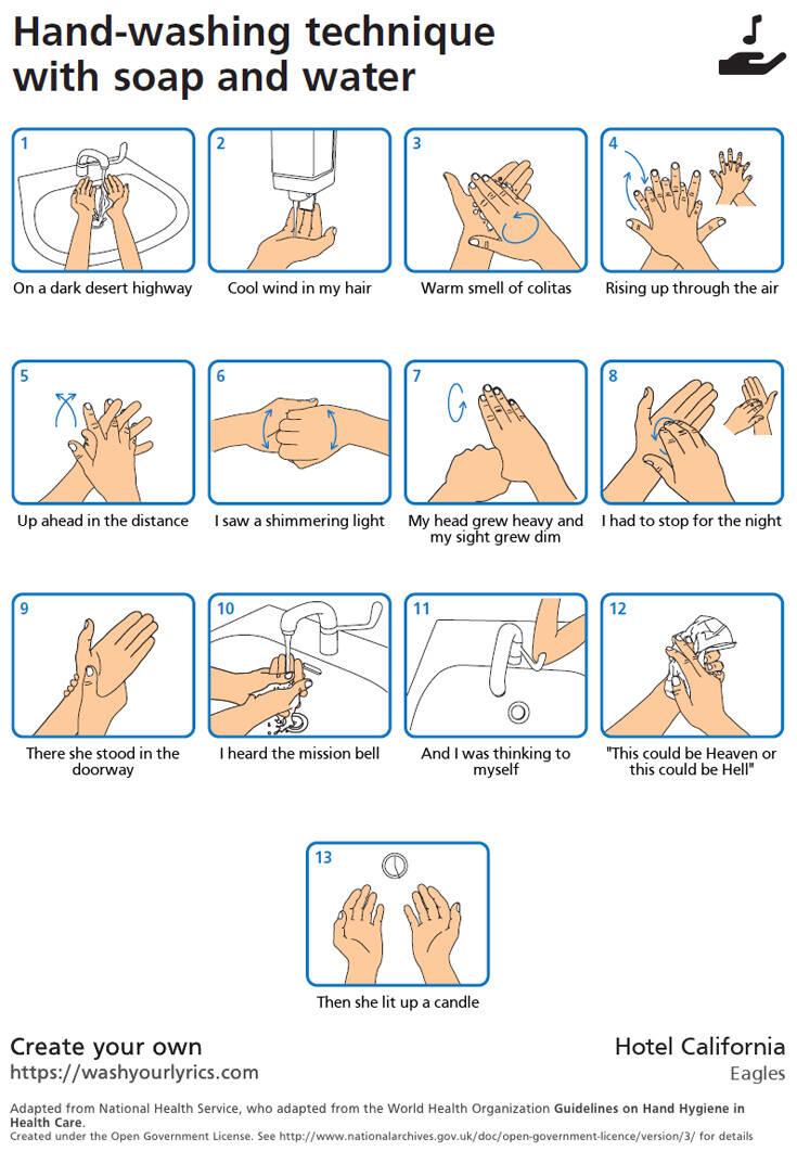 H εφαρμογή που σε βοηθά να πλένεις τα χέρια με χαρά, τώρα με τον κορονοϊό