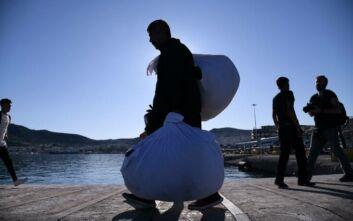 Κάτοικοι στη Λέσβο δεν επέτρεψαν σε πλοίο τροφοδοσίας να δέσει στο λιμάνι