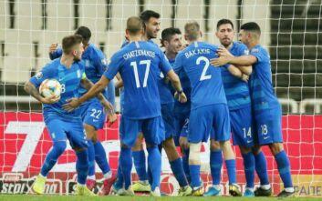 Το πρόγραμμα της εθνικής Ελλάδας στο Nations League