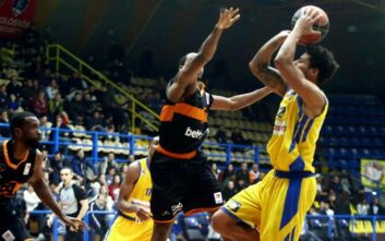 Basketball Champions League: Ήττα για το Περιστέρι από την Χάποελ Ιερουσαλήμ