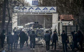 Frontex: «Υψηλό» το επίπεδο συναγερμού στα σύνορα ΕΕ-Τουρκίας