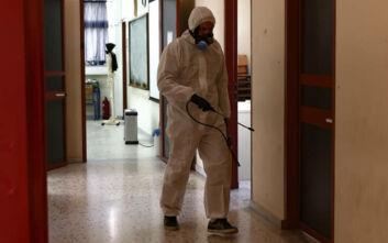 Κρούσμα κορονοϊού σε γονέα μαθητή σε σχολείο στην Πάτρα