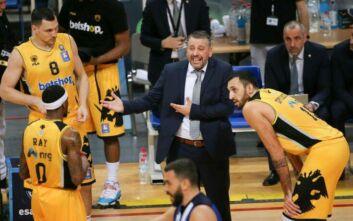 Basketball Champions League: Στη Βόννη για τη μεγάλη πρόκριση η ΑΕΚ