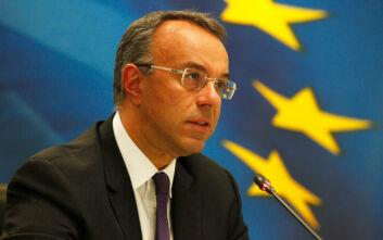 Σταϊκούρας: Εύχομαι η Σύνοδος Κορυφής να οδηγήσει στην έκδοση ευρωομολόγου