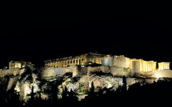 Εγκρίθηκε η μελέτη για την αναβάθμιση του φωτισμού σε μνημεία της Ακρόπολης