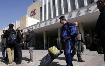 Επέστρεψαν στα σπίτια τους οι 13 οδηγοί που είχαν εγκλωβιστεί στα σύνορα Ιράκ-Τουρκίας