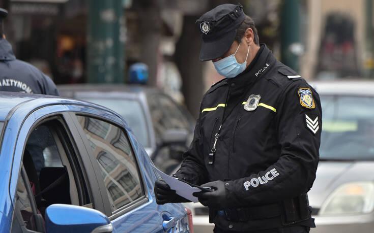 Απαγόρευση της κυκλοφορίας: Υψηλή παραβατικότητα στην Κέρκυρα