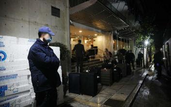 Στην Αθήνα οι Έλληνες που είχαν εγκλωβιστεί λόγω κορονοϊού στην Κωνσταντινούπολη