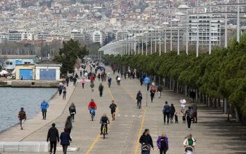 Ζέρβας: Ζήτησα να απαγορευτεί η κυκλοφορία στην παραλία της Θεσσαλονίκης