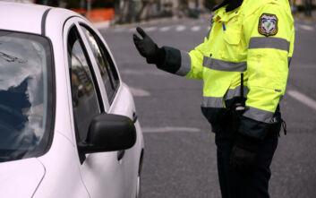 Απαγόρευση κυκλοφορίας: 1.611 παραβάσεις για άσκοπες μετακινήσεις τη Δευτέρα