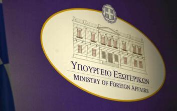 Υπουργείο Εξωτερικών: Συγχαίρουμε τη Βόρεια Μακεδονία για την ένταξη στο ΝΑΤΟ