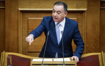 Κορονοϊός: Μεταφέρθηκε στο νοσοκομείο ο βουλευτής Χρήστος Κέλλας