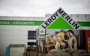 Προσωρινή αναστολή λειτουργίας των καταστημάτων της Leroy Merlin λόγω κορονοϊού