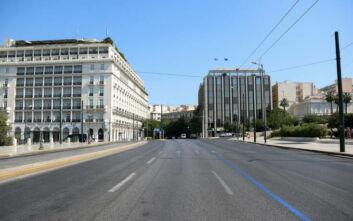 Κέντρο Αθήνας: Απαγόρευση κυκλοφορίας οχημάτων και πρόστιμο 150 ευρώ