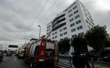 Τέσσερις κατηγορούμενοι για τη φωτιά στο ξενοδοχείο στη Συγγρού