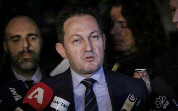 Πέτσας: Ψευδής είδηση το βίντεο με νεκρό στα ελληνοτουρκικά σύνορα