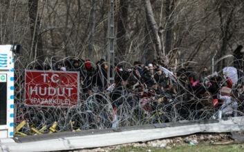 Εμποδίστηκαν 36.649 απόπειρες εισόδου μεταναστών από τον Έβρο