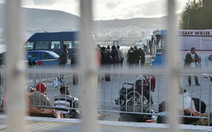 Θετικοί στον κορονοϊό 17 πρόσφυγες που έφτασαν στη Λέσβο